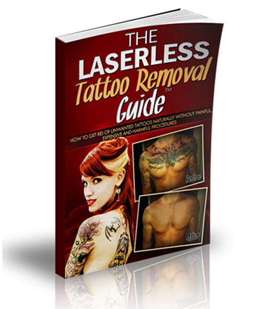 how to remove a tattoo naturally